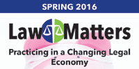 Law Matters Spring 2016