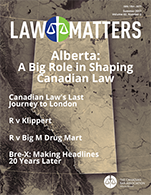 Law Matters | Summer 2017