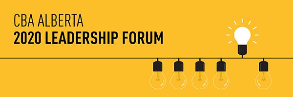 2020 Leadership Forum Header