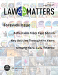 Law Matters | Summer 2020