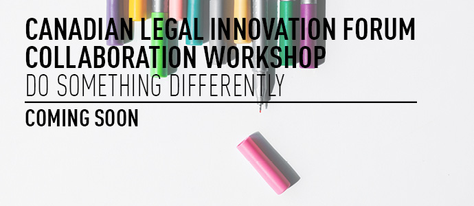 Canadian Legal Innovation Forum