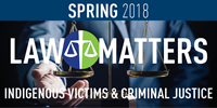 Law Matters | Spring 2018