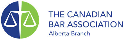 The Canadian Bar Association - Alberta Branch Logo