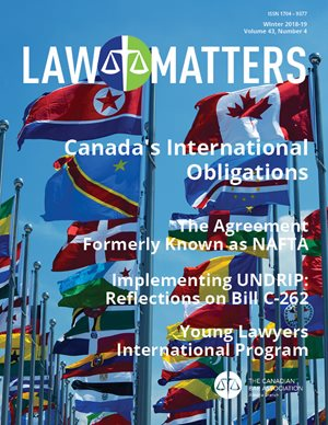 Law Matters | Winter 2019